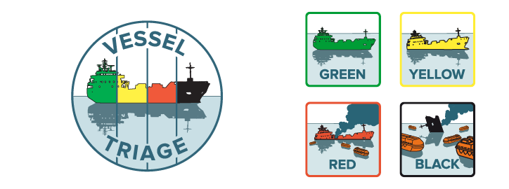 Vessel Triage logo